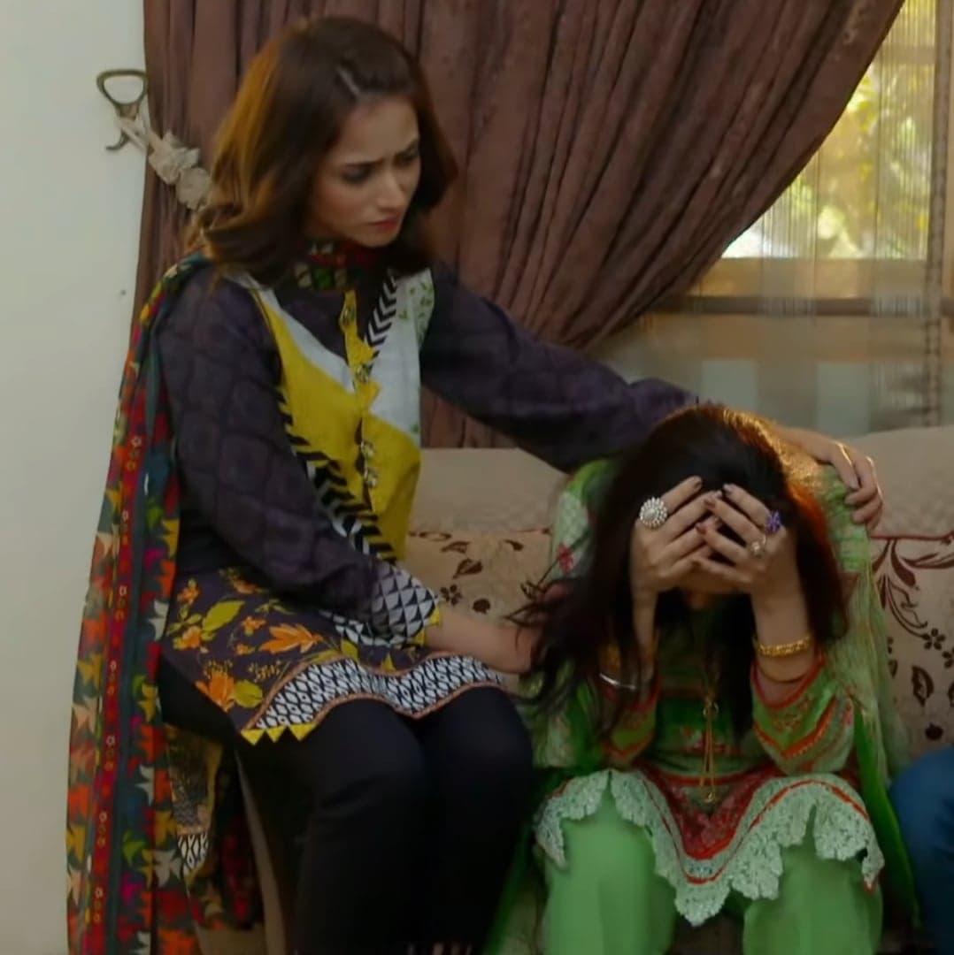 Zarnish Khan 30