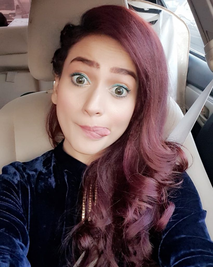 Zarnish Khan Knows How To Handle Trolls