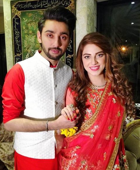amanat ali wife1