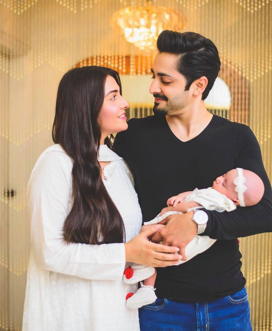Danish Taimoor Wife Ayeza Khan | Romantic Pictures