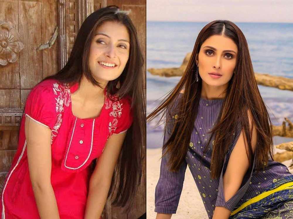 Ayeza Khan's Stunning Transformation Over The Years