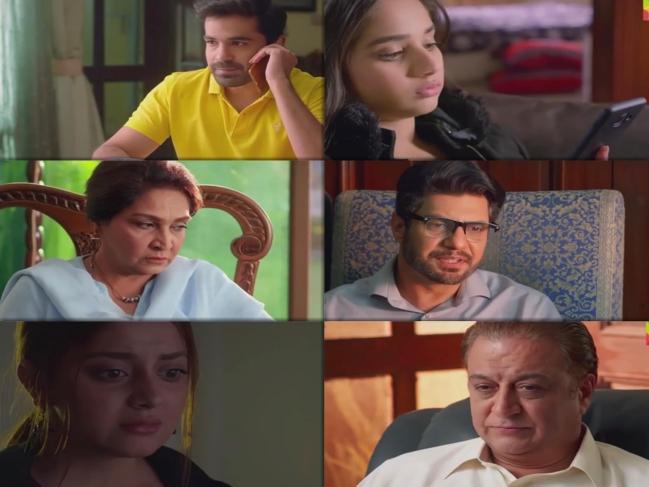 Ehd-e-Wafa Episode 15 Story Review - Important Developments
