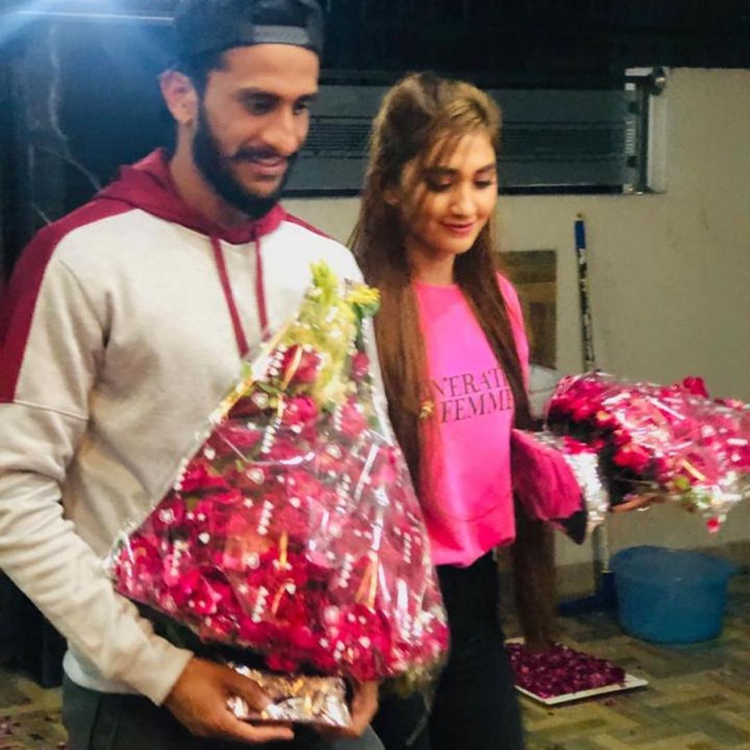 Cricketer Hassan Ali Wife Samiya Came to his Home in Pakistan for the First Time