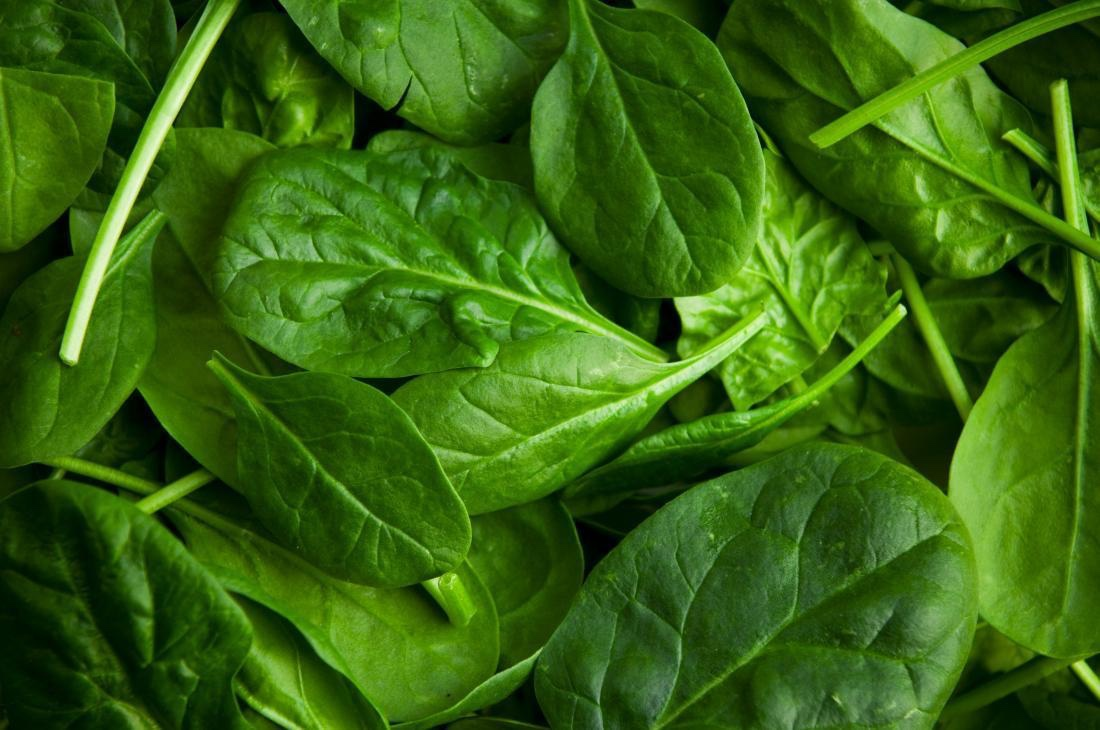 Foods That Fight Iron Deficiency