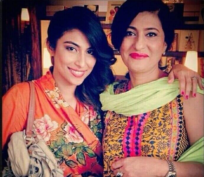 Beautiful Daughters of famous Pakistani Actors