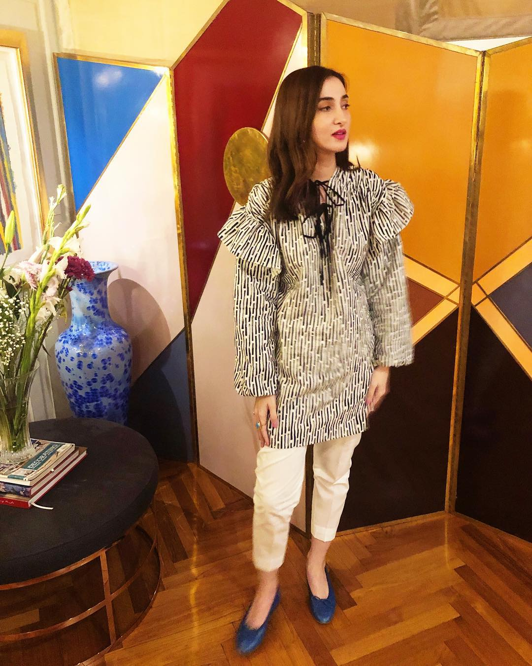 Fashion Designer Seher Tareen Daughter of Politician Jahangir Tareen - Exclusive Pictures