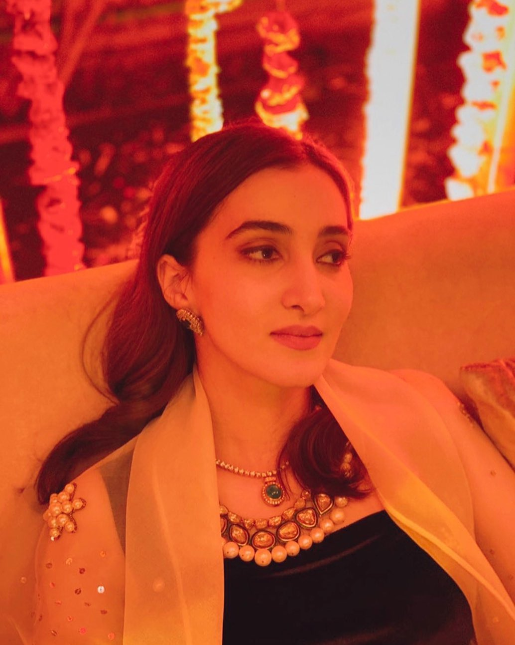 Fashion Designer Seher Tareen Daughter of Politician Jahangir Tareen – Exclusive Pictures