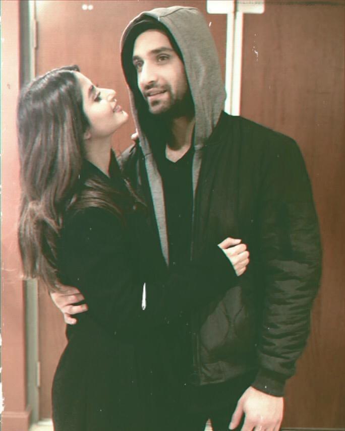Ahad Raza Mir Has The Sweetest Wish For Sajal On Her Birthday