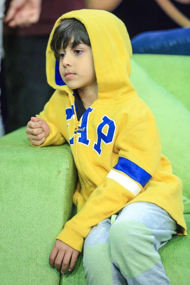 Ahsan Khan Kids 2