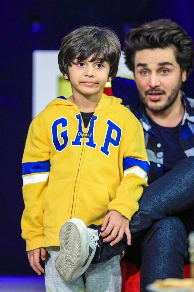 Ahsan Khan Kids 4