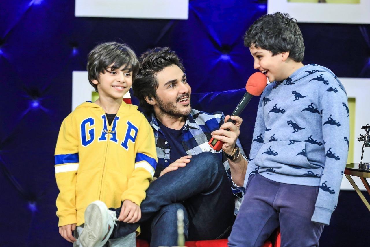 Ahsan Khan Kids 5