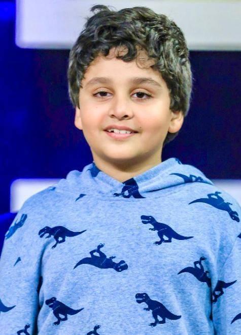 Ahsan Khan Kids 6