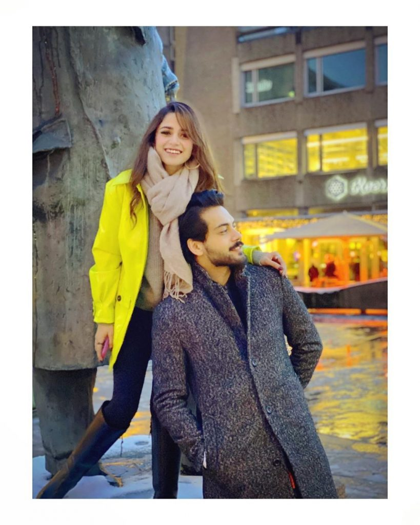 Aima Baig And Shahbaz Shigri Talking About Their Ideal Life Partners 8
