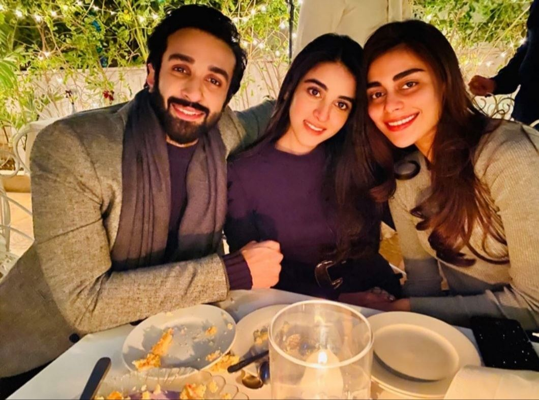 Beautiful Pictures from Anmol Baloch's Birthday Bash