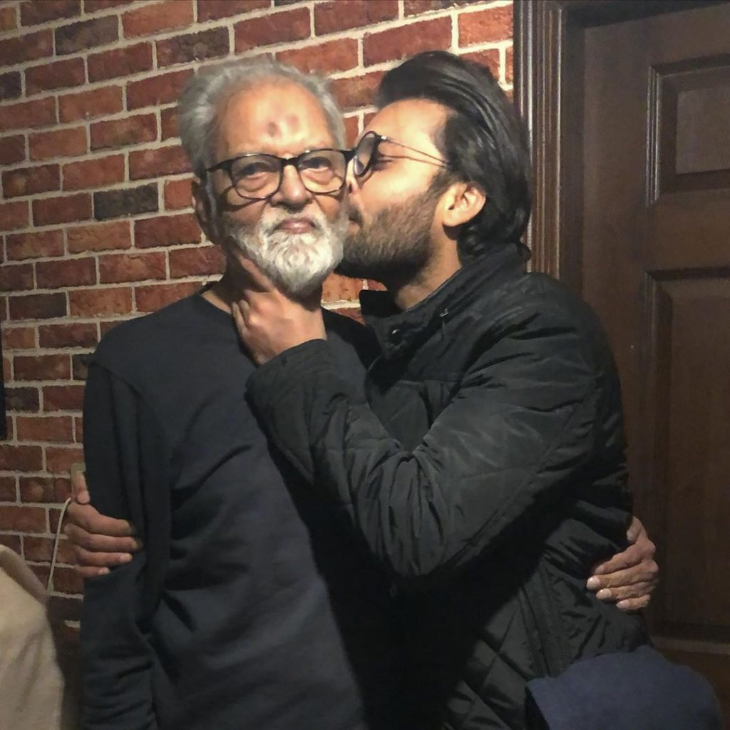 Asad Siddiqui Wrote Heartfelt Letter On His Father's Birthday
