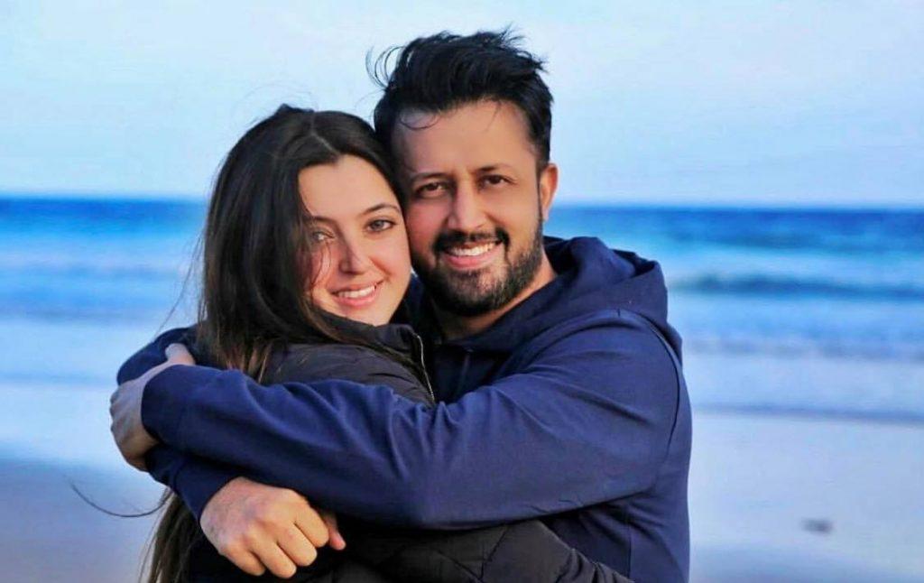 Atif Aslam Shares His Love Story With Wife, Sara Bharwana