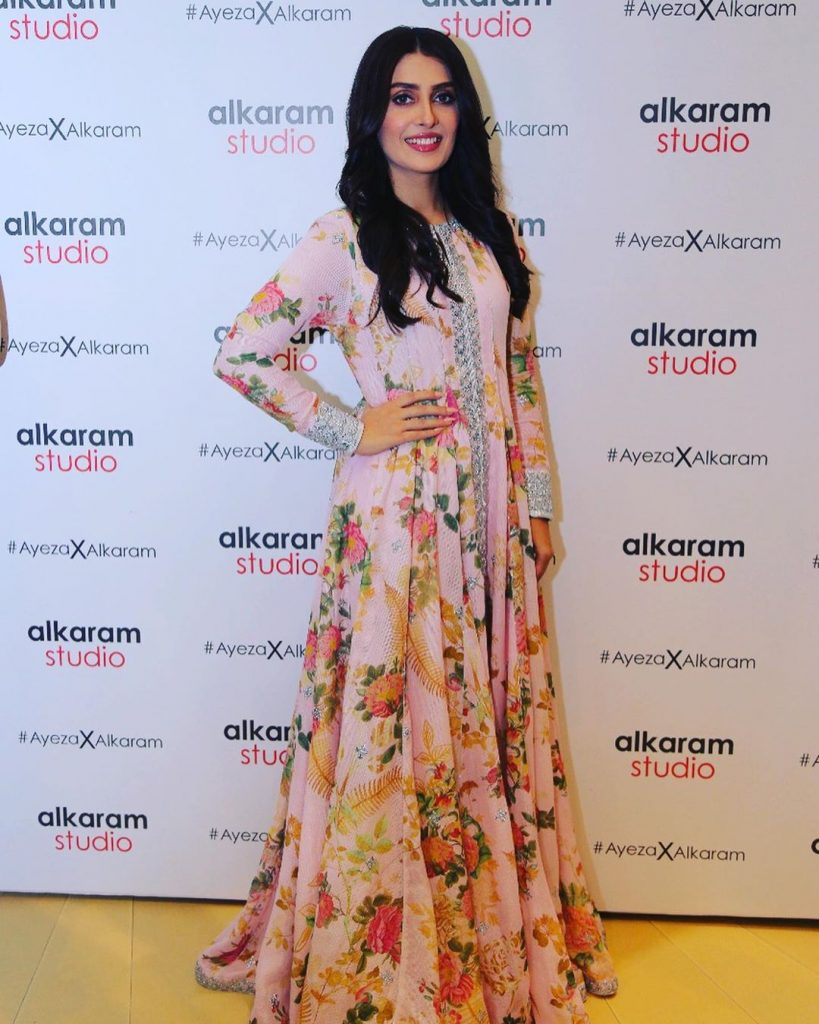 Ayeza Khan Speaks About Her Role As Mehwish In Mere Paas Tum Ho