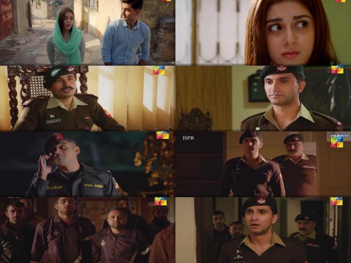 Drama Ehd-e-Wafa Episode 17 Story Review - Brilliant