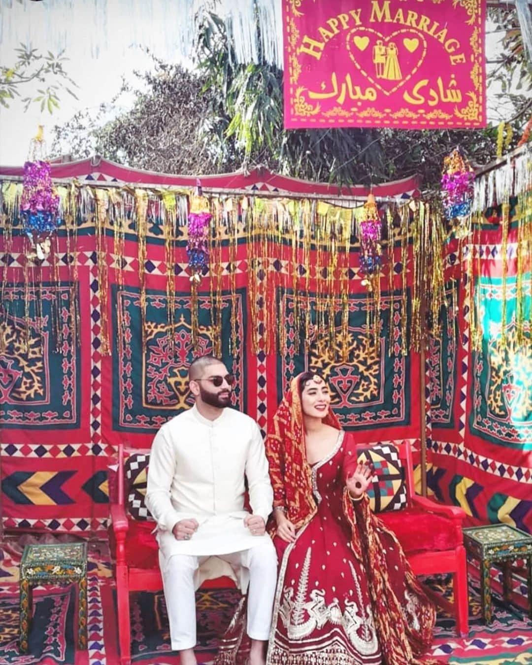 Eman Suleman Wedding 1