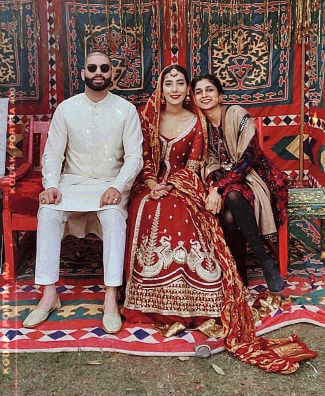 Eman Suleman Wedding 4