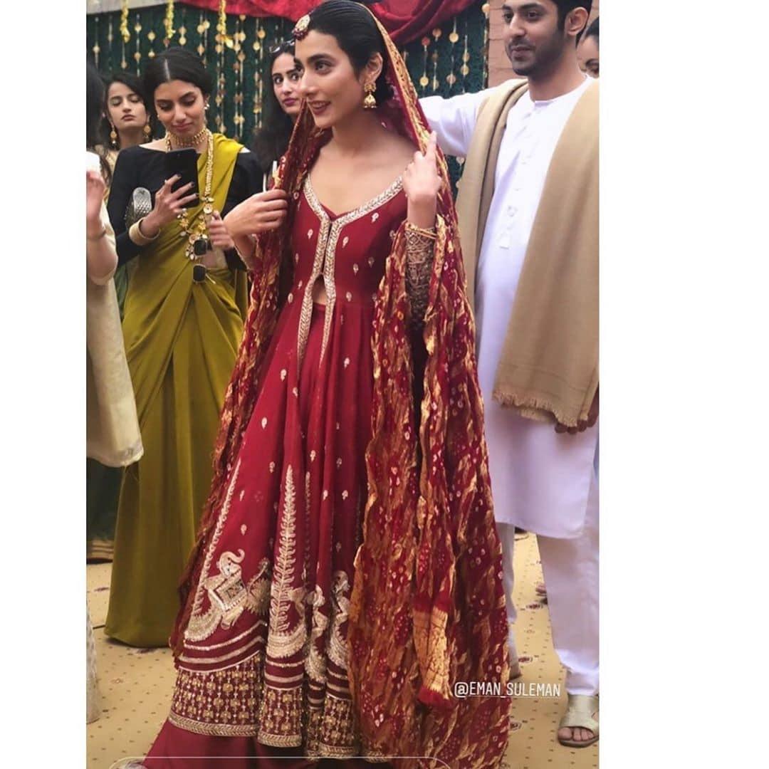 Eman Suleman Wedding 5