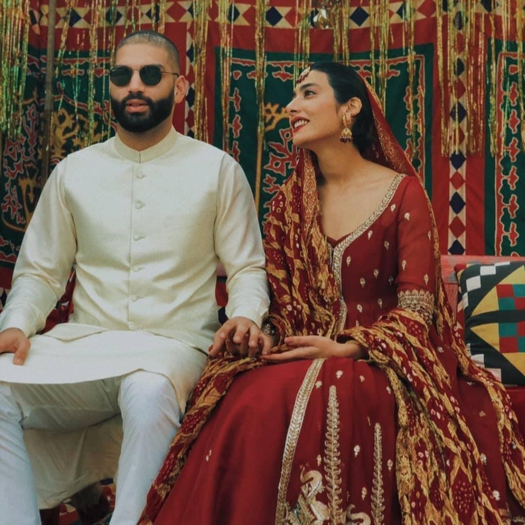 Eman Suleman Wedding 6