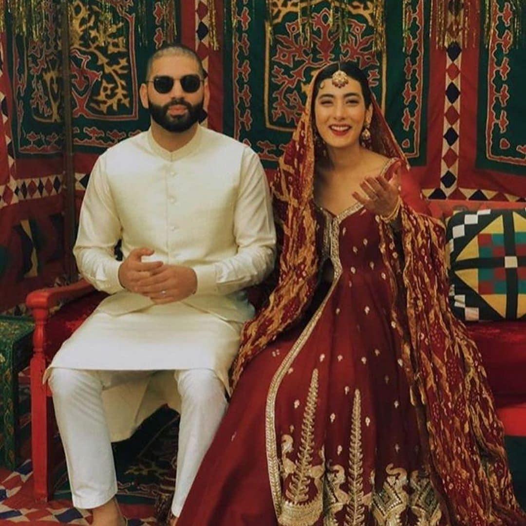Eman Suleman Wedding 8