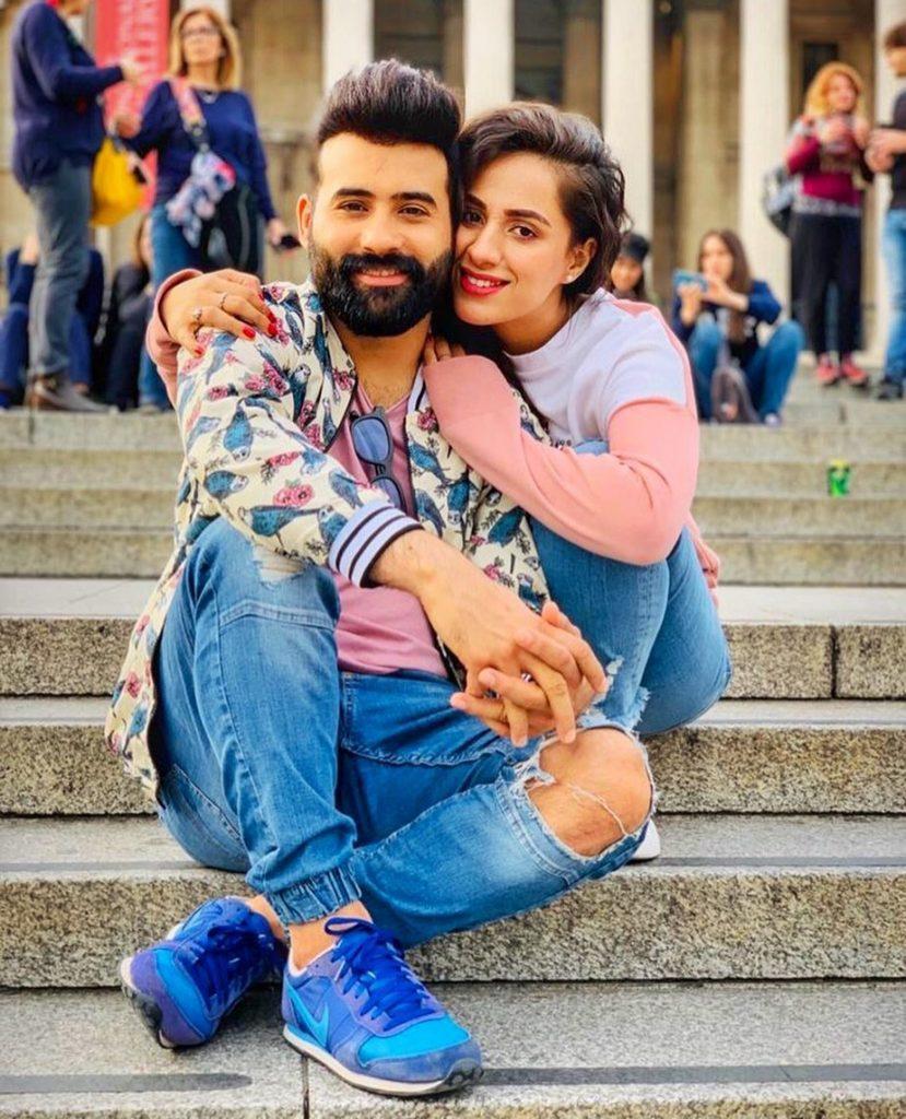 Maham Aamir & Faizan Sheikh's Cute Love Story