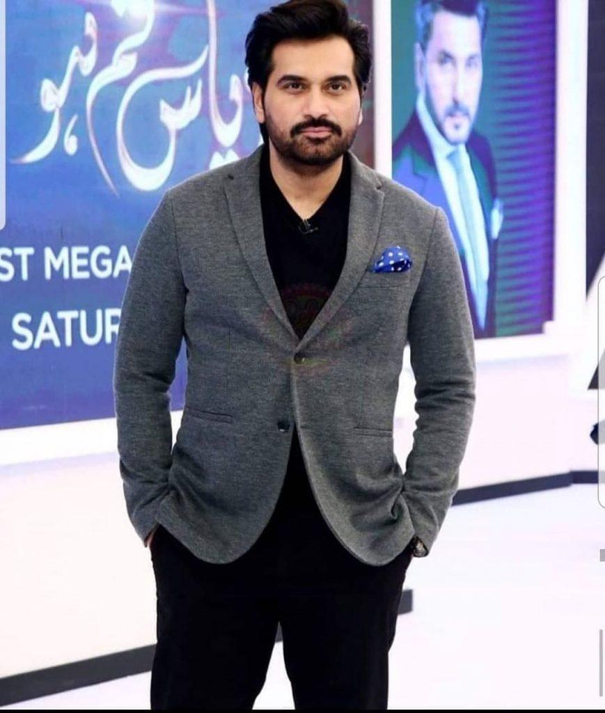 Faysal Quraishi Dedicates His Award Nomination To Humayun Saeed 8