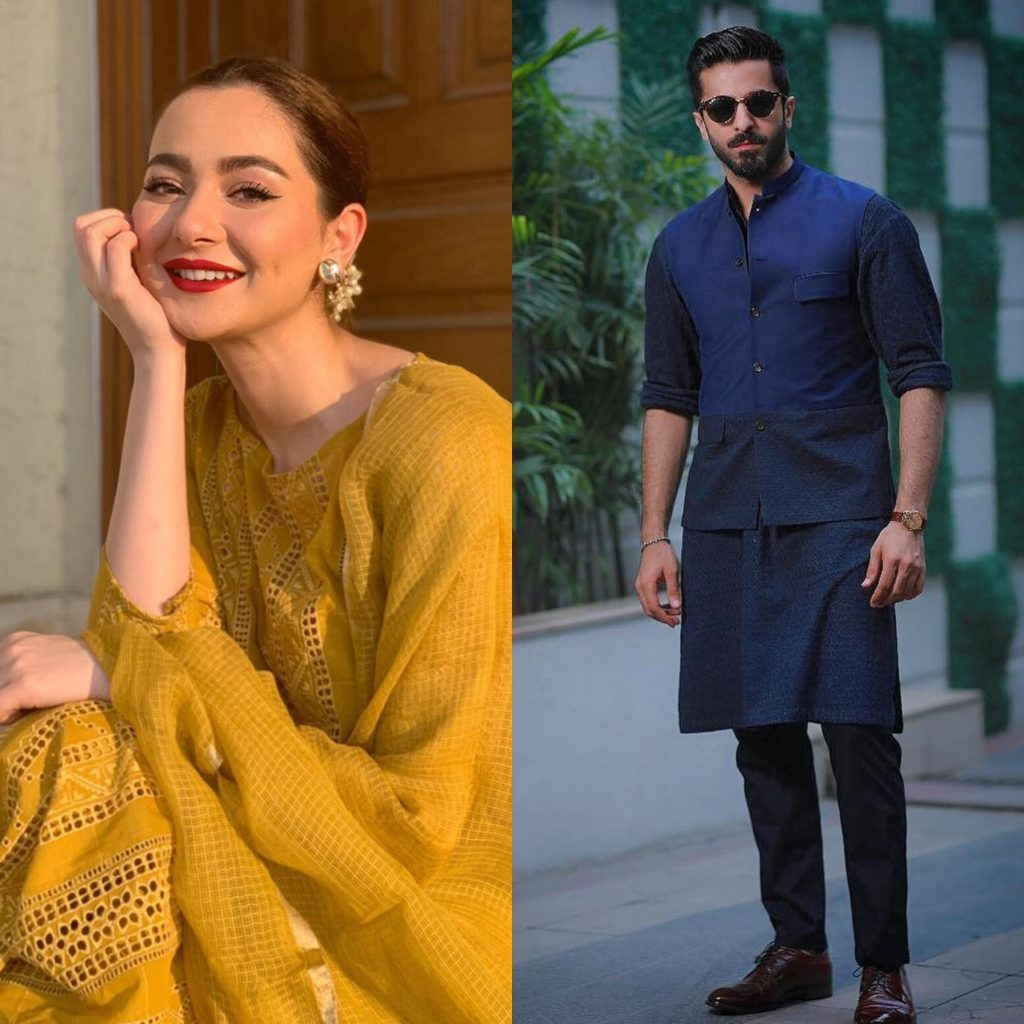 Hania Aamir Paired Up With Sheheryar Munawar For Movie 3