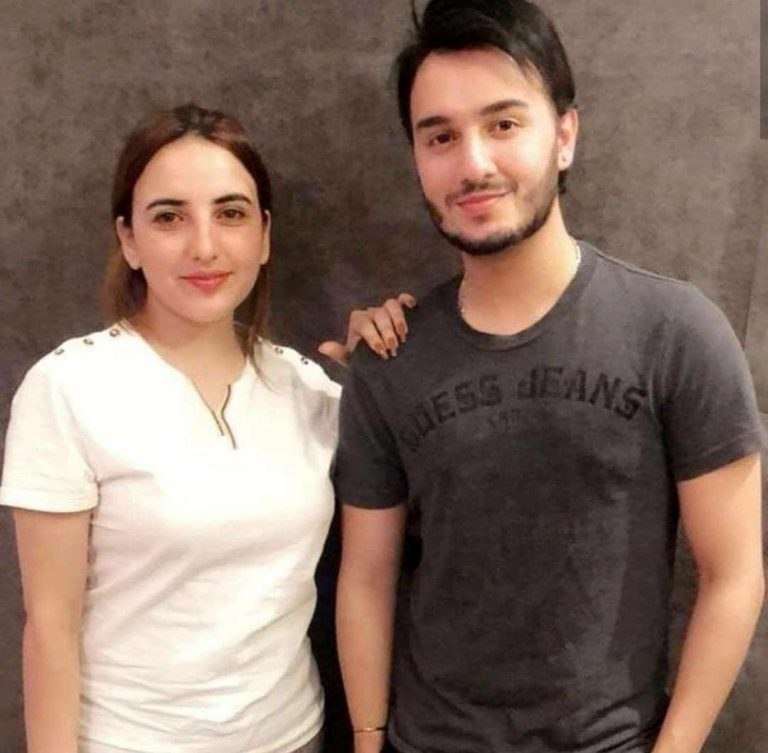 Hareem Shah And Shahveer Jafry Trolled For Their Picture Together