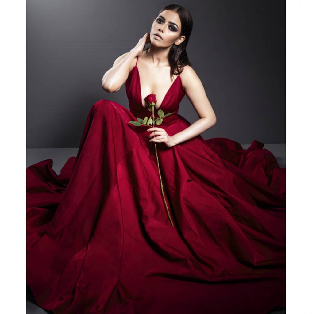 Hina Ashfaque's Latest Bold Photoshoot
