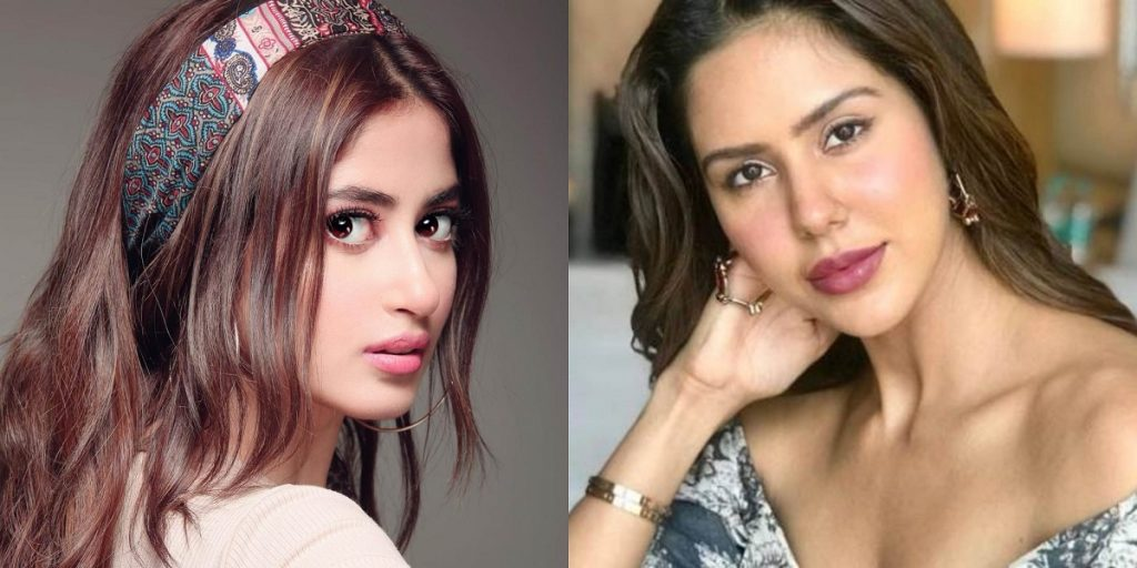 Indian Actress Sonam Bajwa Is The Biggest Fan Of Sajal Aly
