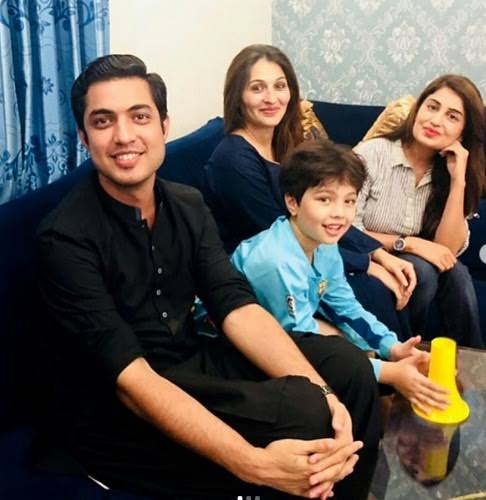 Here's what Iqrar ul Hassan has to say about his two wives