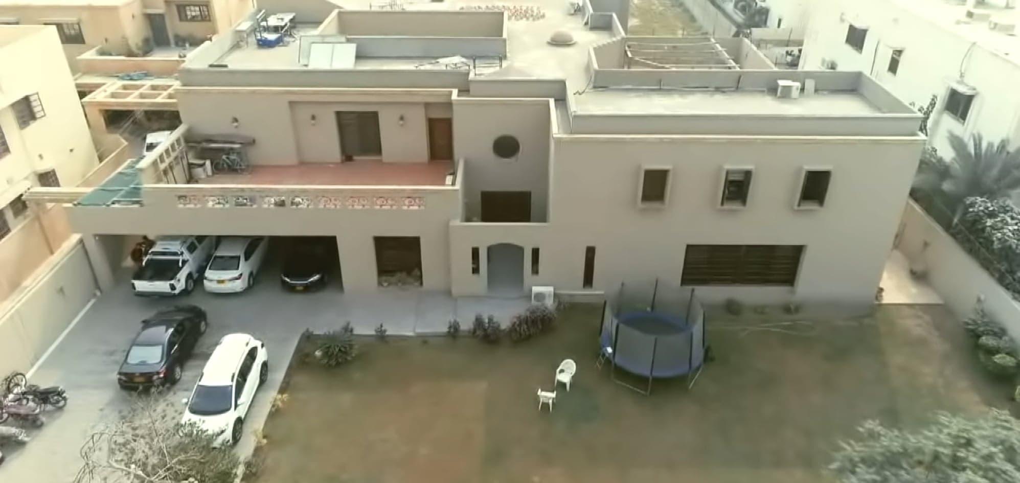 Junaid Jamshed House Tour 1