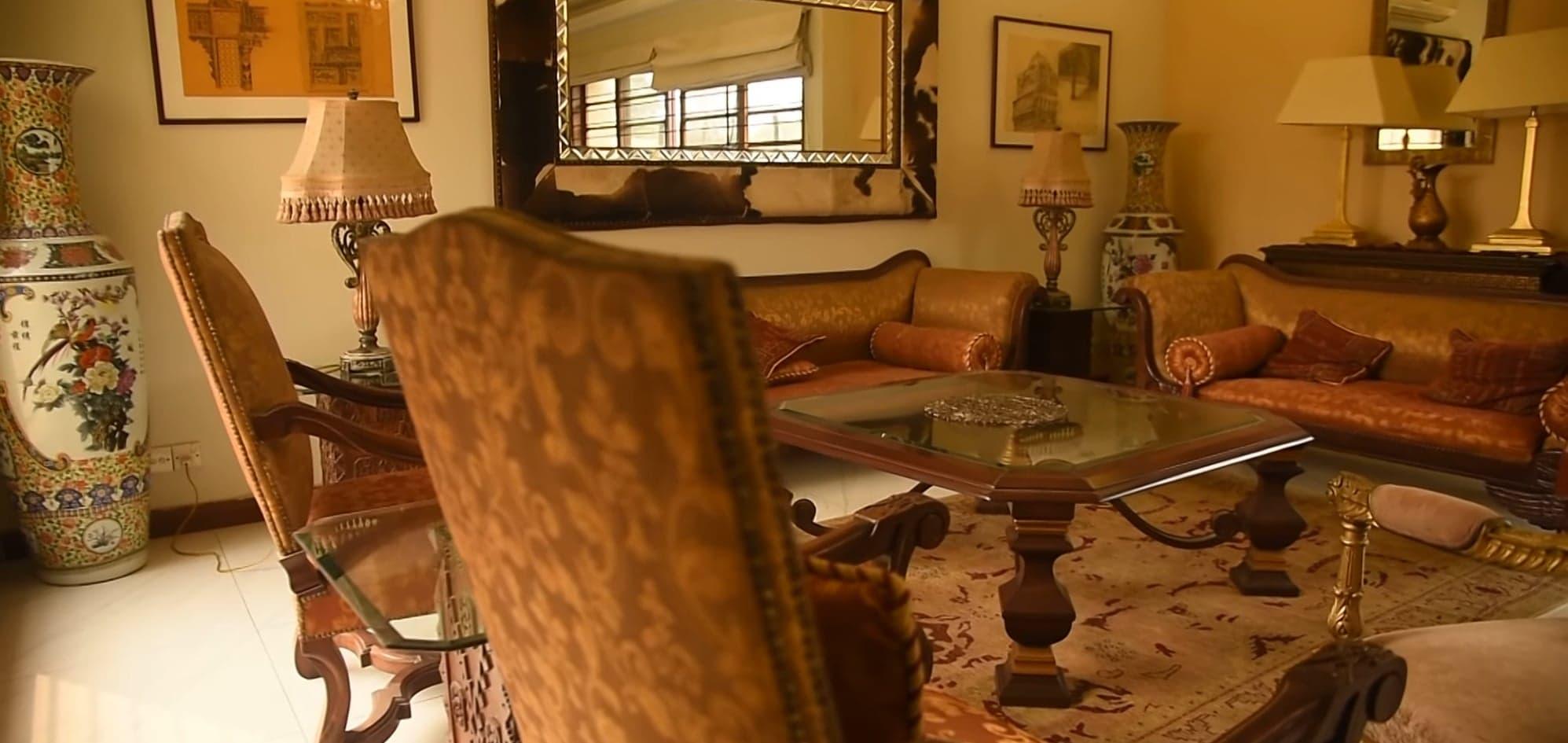 Junaid Jamshed House Tour 11