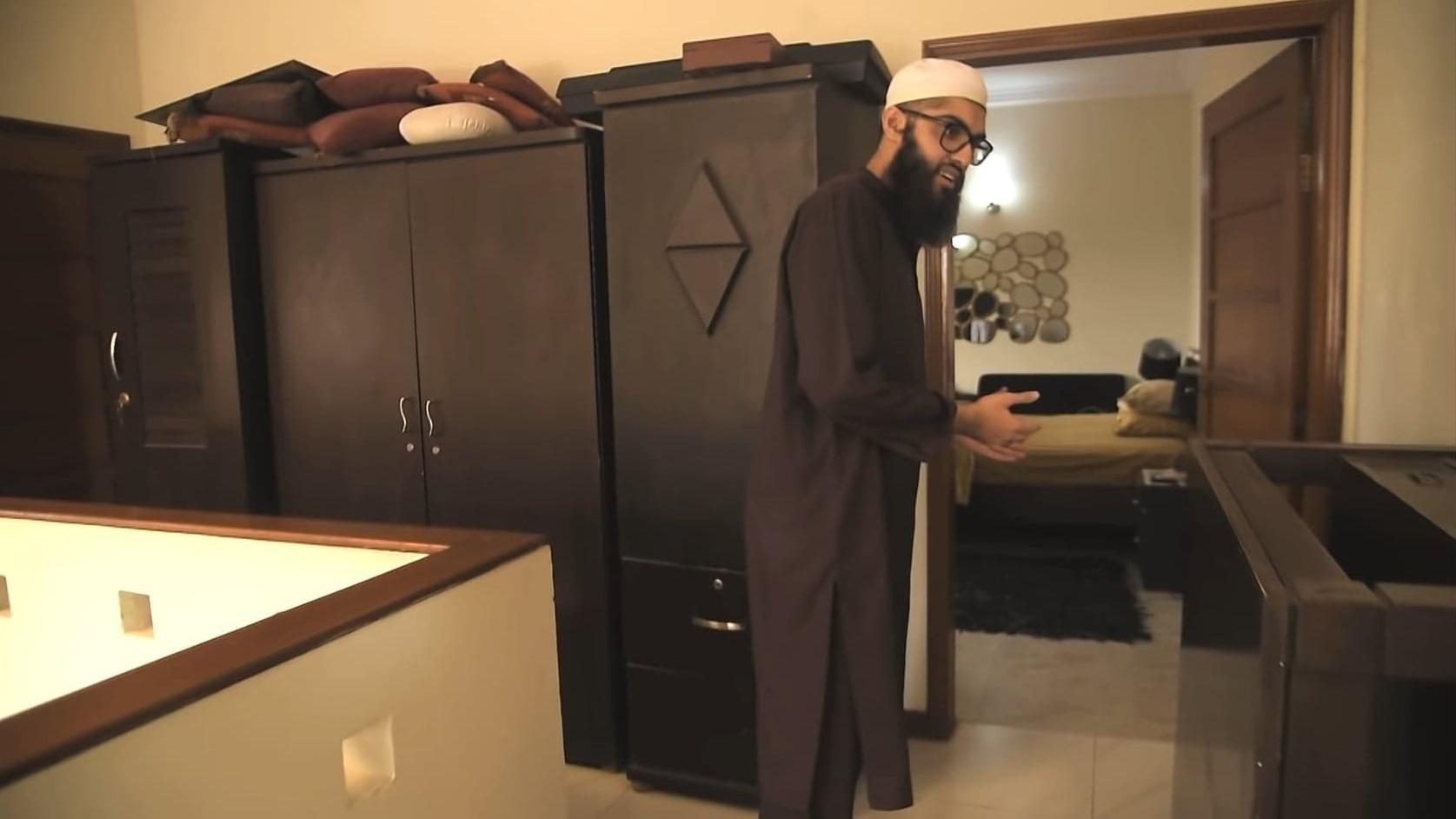 Junaid Jamshed House Tour 22