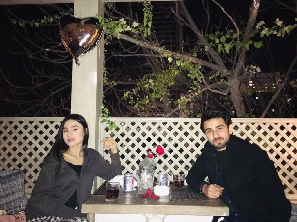 Mashal Khan And Ali Ansari Are Totally In Love 13