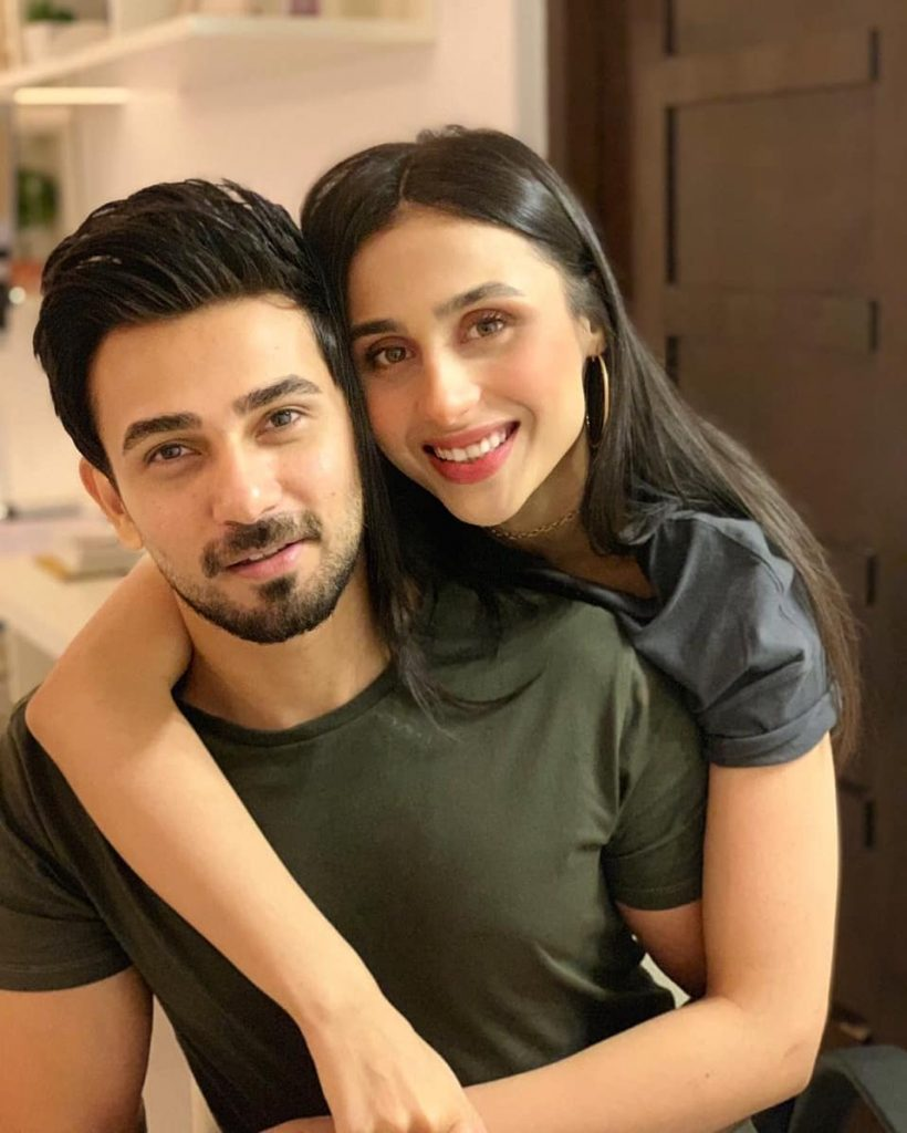 Mashal Khan And Ali Ansari Are Totally In Love 14