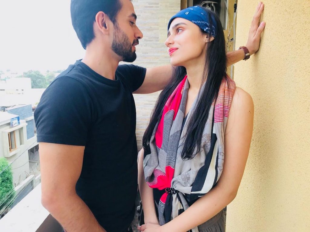 Mashal Khan And Ali Ansari Are Totally In Love 2