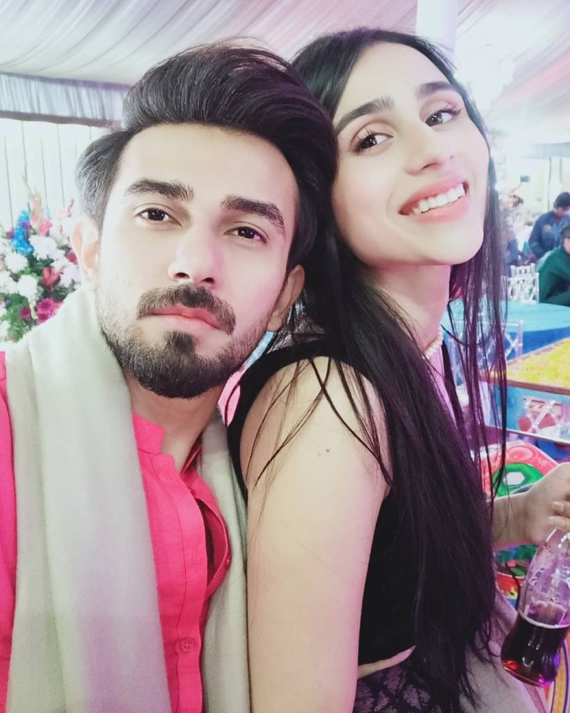 Mashal Khan And Ali Ansari Are Totally In Love 8