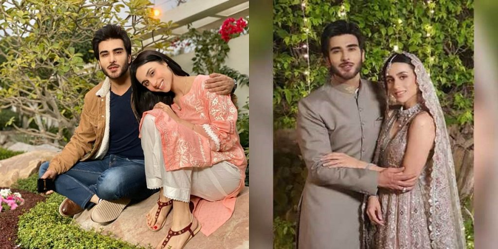 Mashal Khan And Imran Abbas Thanked Each Other