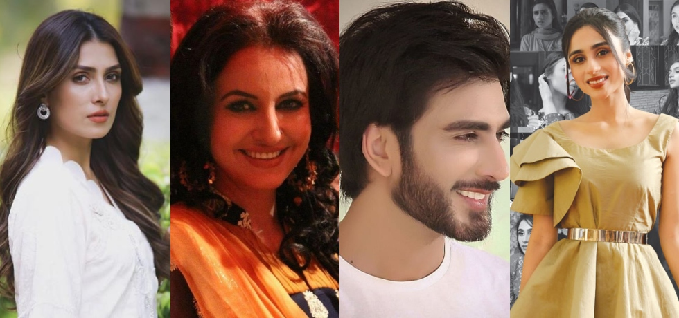 Mashal Khan And Imran Abbas Thanked Each Other 1