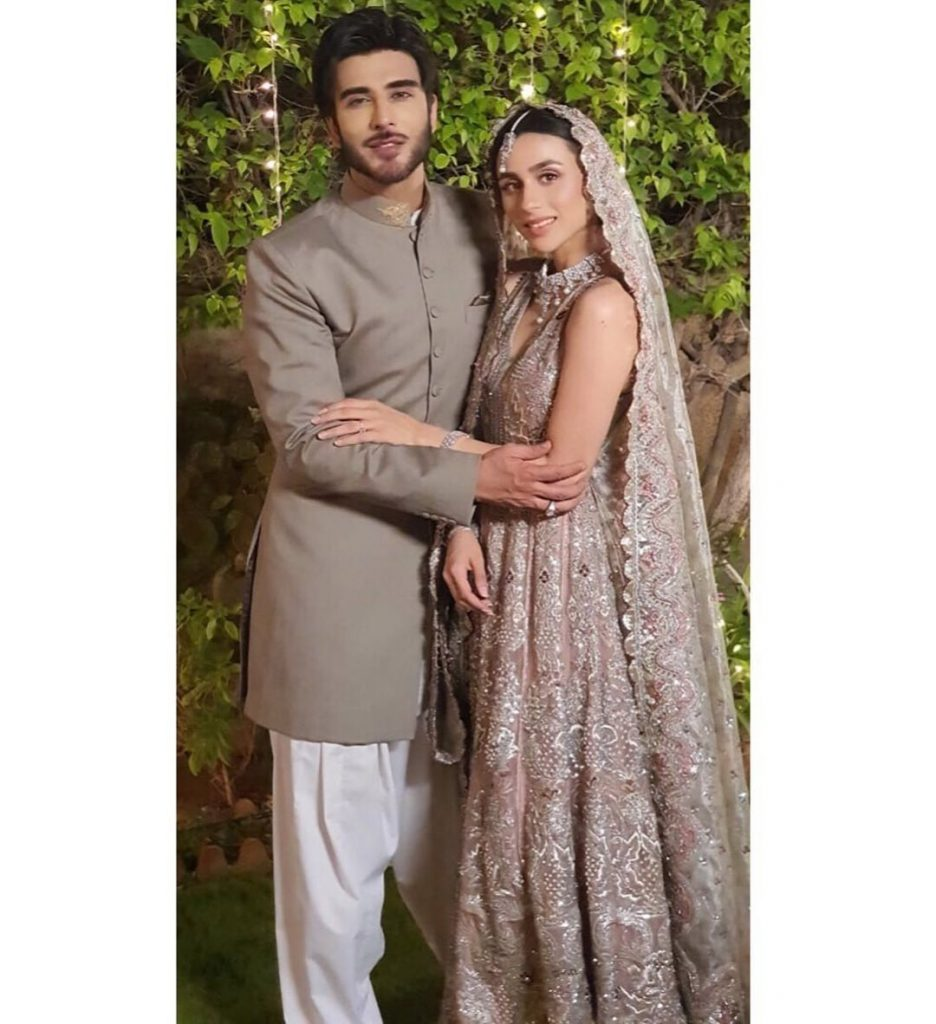 Mashal Khan And Imran Abbas Thanked Each Other 2
