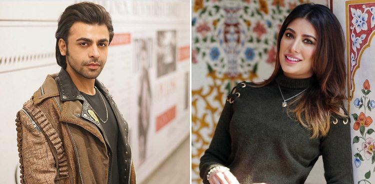 Mehwish Hayat And Farhan Saeed Singing Bollywood Song 2