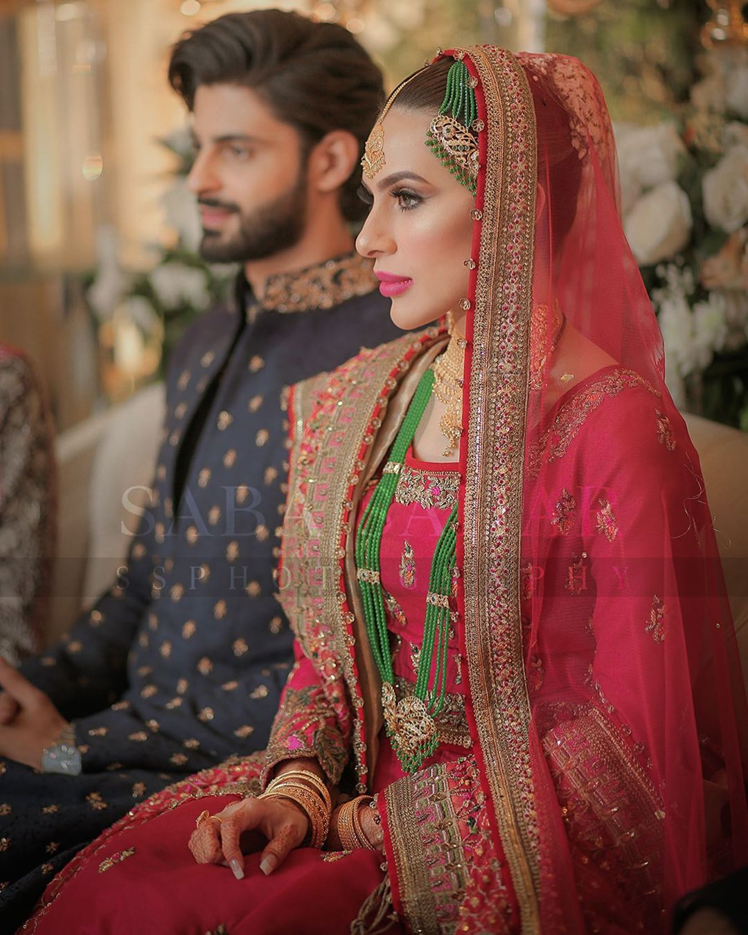 Actor Saad Qureshi's Beautiful Wedding Pictures