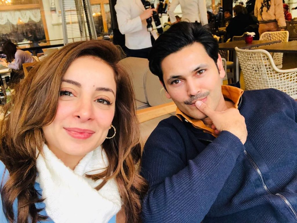 Sarwat Gilani Shared Tips Of Spending A Successful Married Life