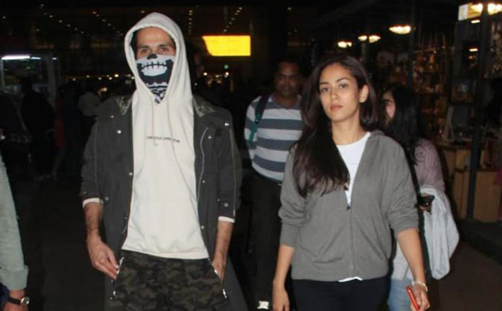 Shahid Kapoor's Lip Injury with 13 Stitches – Latest Pictures