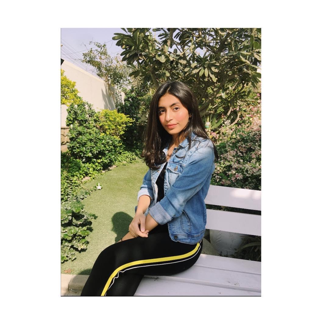 Actress Nida Yasir Daughter Silah Yasir Latest Beautiful Clicks