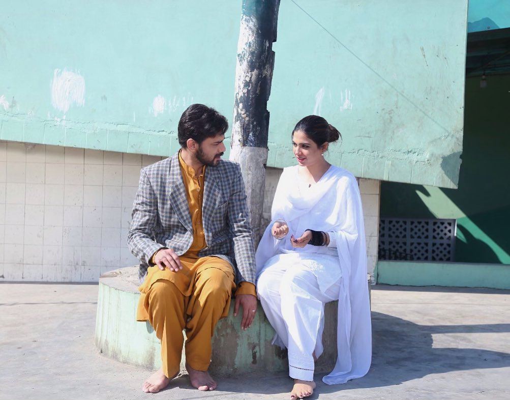 Sonya Hussyn Shares Her Journey Of Ishq Zahe Naseeb